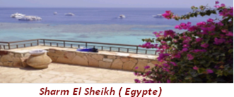 Sharm El Sheikh (Egypte)