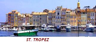 Saint-Tropez (Côte d'Azur)