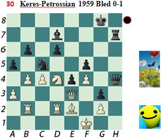 Puzzle 30  Keres-Petrossian
