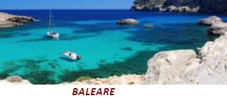 Îles Baléares : 5 îles (Espagne)