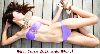 Miss Corse Jade Morel