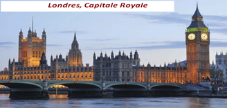 Londres, Capitale Royale