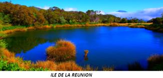 Île de Réunion (océan Indien)