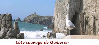 Côte sauvage de Quiberon