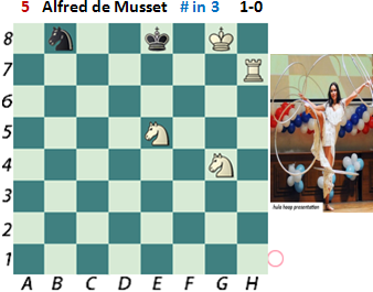 Puzzle 5   Alfred de Musset  # in 3