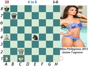 puzzle 23      # in 3    1-0