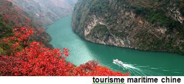 Tourisme maritime chine
