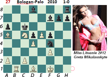 puzzle 27  Bologan-Palo  (2010)  1-0