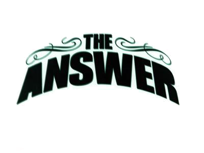 The_answer_logo
