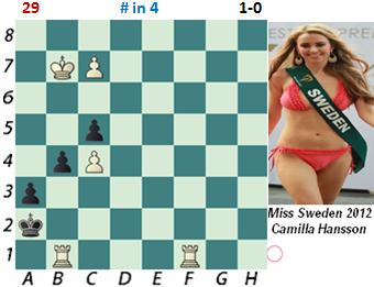 puzzle 29     # in 4     1-0