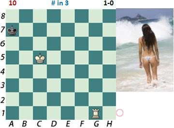 puzzle 10     # in 3     1-0